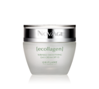NOVAGE Ecollagen Wrinkle Smoothing Day Cream SPF 15