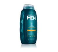 NORTH FOR MEN Recharge Hair & Body Wash