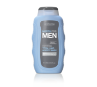 NORTH FOR MEN Fortifying Total Hair & Body Wash
